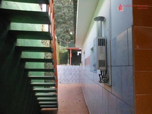 sobrado residencial à venda, vila santa catarina, são paulo - so0031. - so0031