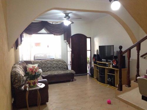 sobrado residencial à venda, vila tolstoi, são paulo. - so0181