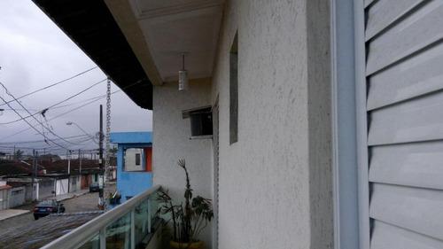 sobrado residencial à venda, vila tupi, praia grande. - so0006