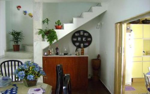 sobrado residencial à venda, vila tupi, praia grande - so0065.
