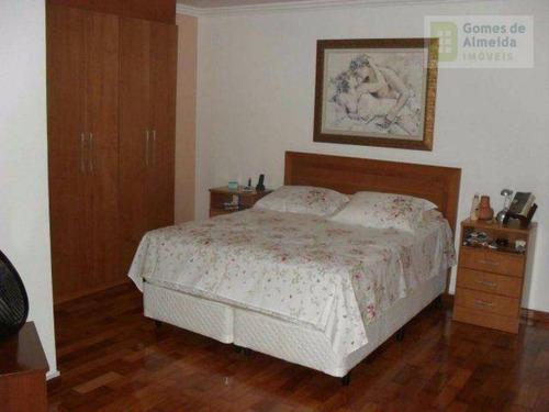 sobrado residencial à venda, vila valparaíso, santo andré - so0498. - so0498