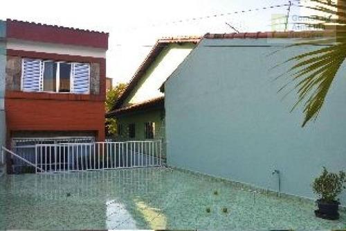 sobrado residencial à venda, vila valparaíso, santo andré - so0533. - so0533