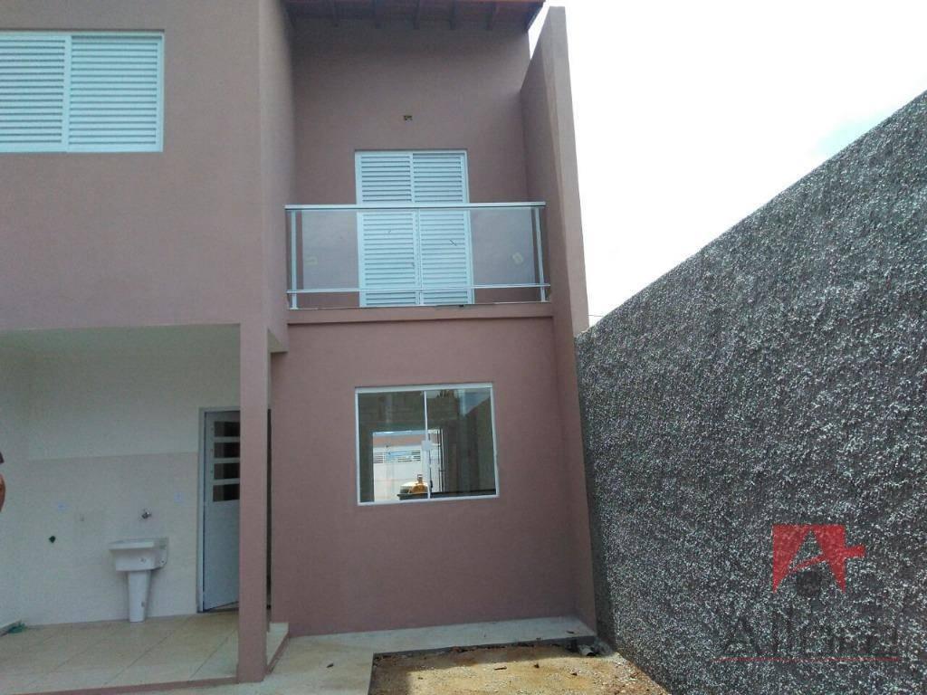 sobrado semi-novo 3 dorms. residencial à venda, campos olivotti, extrema. - so0684