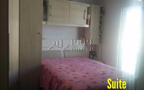 sobrado semi-novo de 3 dormitórios a venda na vila carmosina