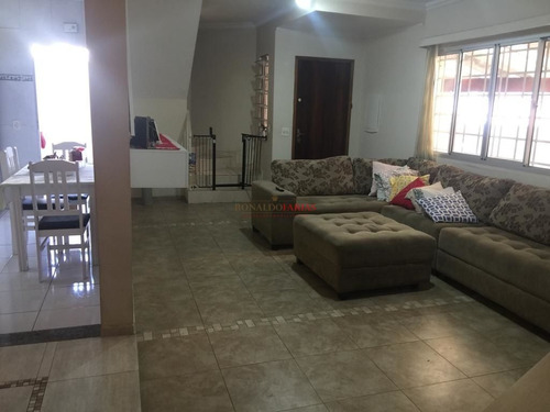 sobrado triplex 03 suites 03 vagas morumbi - sz9595