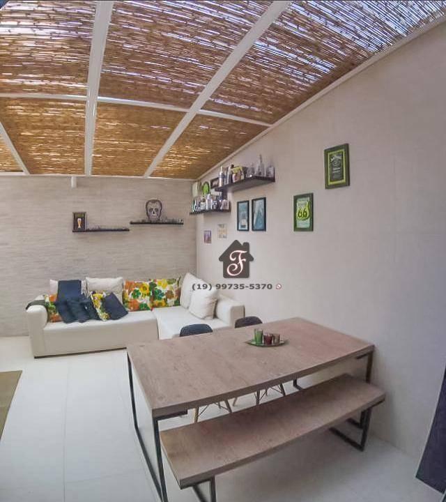 sobrado à venda, 100 m² - parque rural fazenda santa cândida - campinas/sp - so0047
