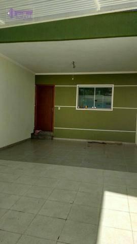 sobrado à venda, 108 m² por r$ 475.000,00 - jardim santo antônio - santo andré/sp - so0060