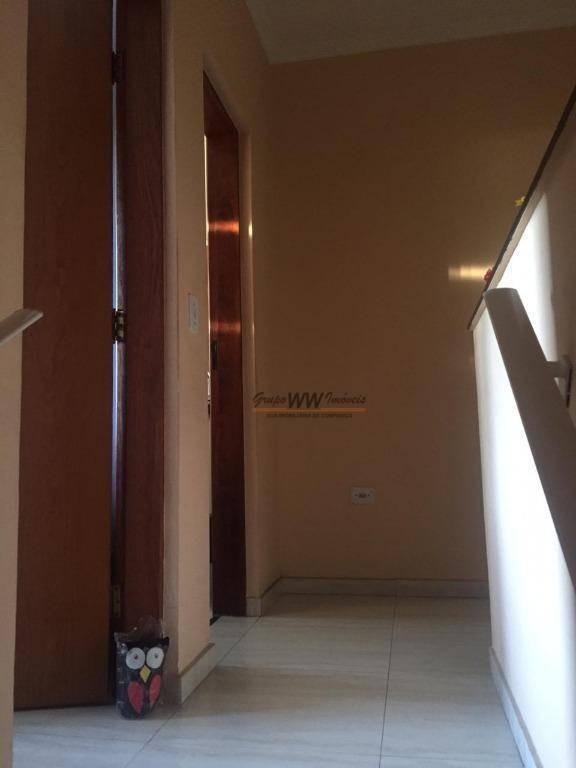 sobrado à venda, 108 m² por r$ 520.000,00 - chácara belenzinho - são paulo/sp - so1474