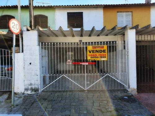 sobrado à venda, 125 m² por r$ 360.000,00 - veleiros - são paulo/sp - so2943