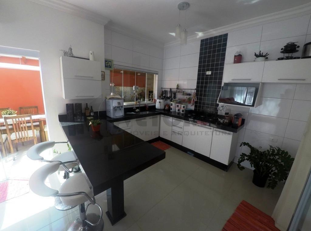sobrado à venda, 126 m² por r$ 450.000,00 - massaguaçu - caraguatatuba/sp - so0090