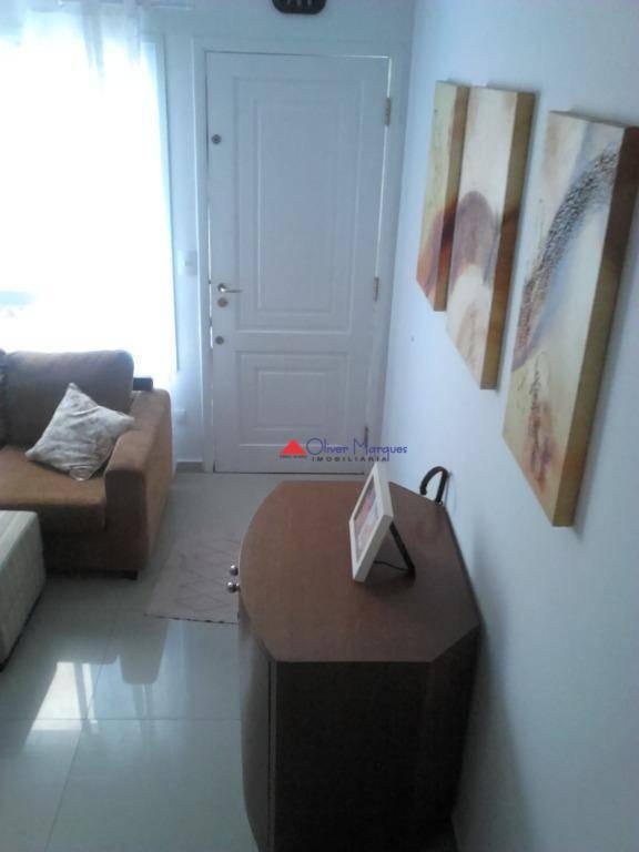 sobrado à venda, 134 m² por r$ 699.000,00 - vila são francisco - são paulo/sp - so2006