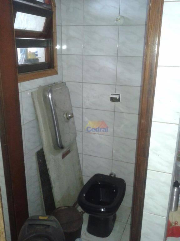 sobrado à venda, 140 m² por r$ 380.000,00 - vila perreli - poá/sp - so0205