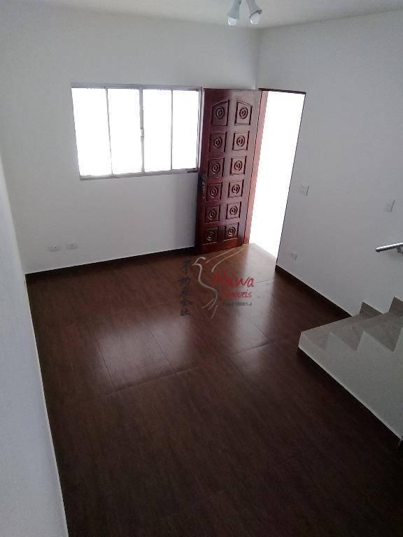 sobrado à venda, 140 m² por r$ 390.000,00 - conjunto habitacional turística - são paulo/sp - so0151