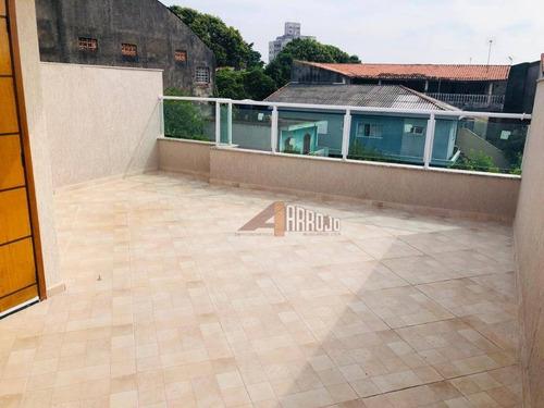 sobrado à venda, 142 m² por r$ 550.000,00 - jardim popular - são paulo/sp - so1080