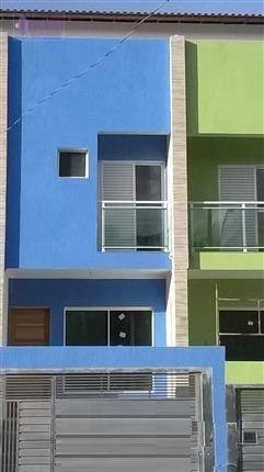 sobrado à venda, 150 m² por r$ 550.000,00 - vila pires - santo andré/sp - so0081