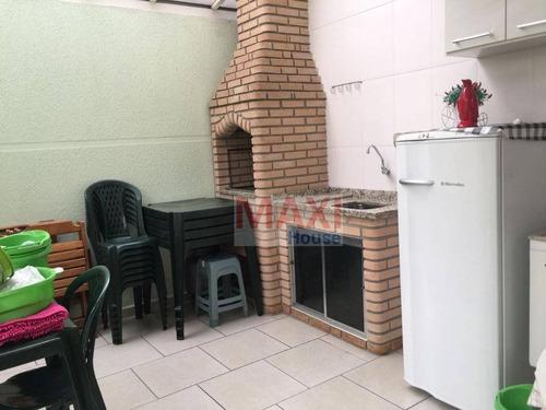 sobrado à venda, 150 m² por r$ 760.000,00 - cipava - osasco/sp - so0139