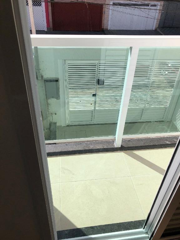 sobrado à venda, 160 m² por r$ 580.000,00 - vila bartira - santo andré/sp - so0977