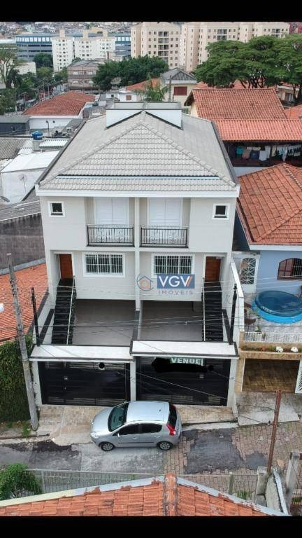 sobrado à venda, 173 m² por r$ 950.000,00 - lauzane paulista - são paulo/sp - so0841