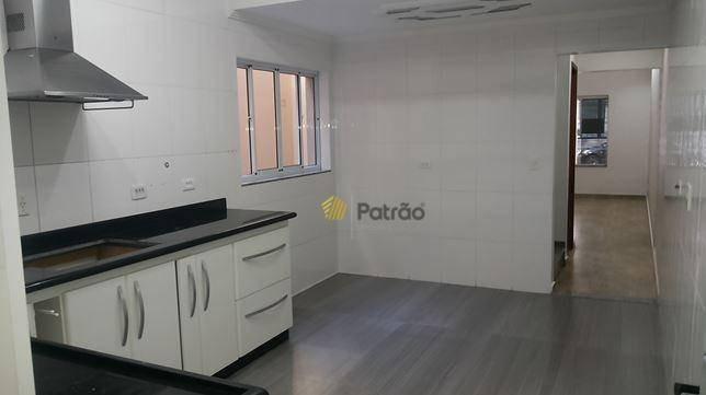 sobrado à venda, 180 m² por r$ 840.000,00 - centro - são bernardo do campo/sp - so0750