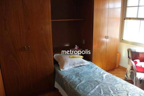 sobrado à venda, 181 m² por r$ 600.000,00 - são josé - são caetano do sul/sp - so0403