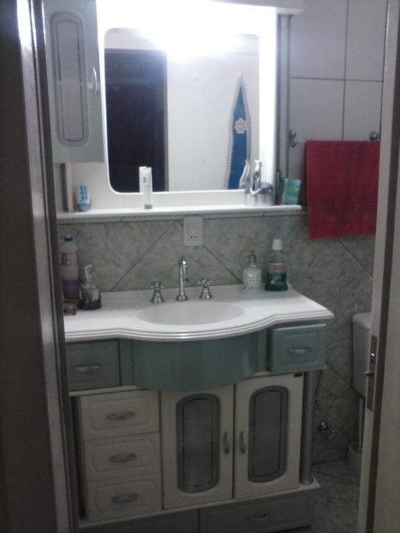 sobrado à venda, 182 m² por r$ 370.000,00 - parque granja esperança - cachoeirinha/rs - so0028