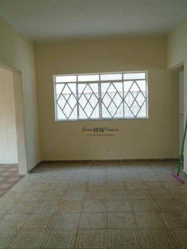 sobrado à venda, 190 m² por r$ 570.000,00 - vila gustavo - são paulo/sp - so1477