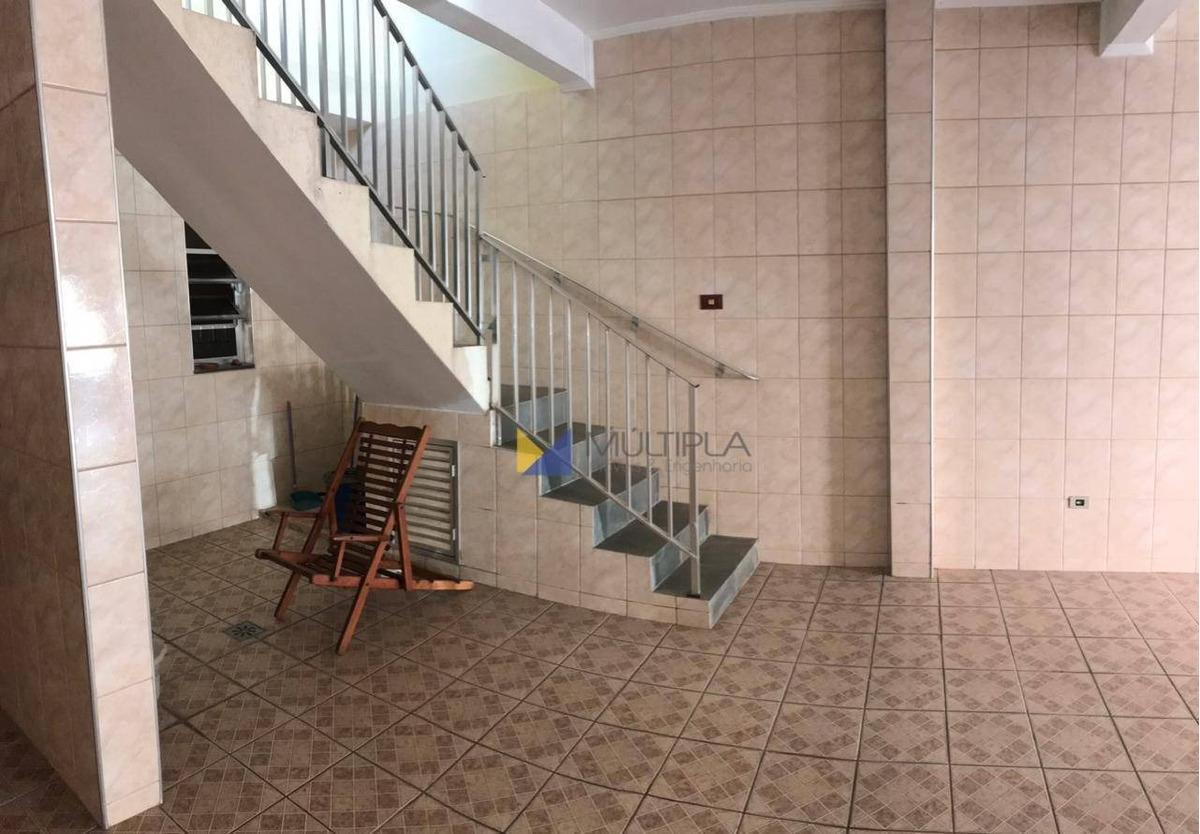 sobrado à venda, 200 m² por r$ 650.000,00 - jardim terezópolis - guarulhos/sp - so0033
