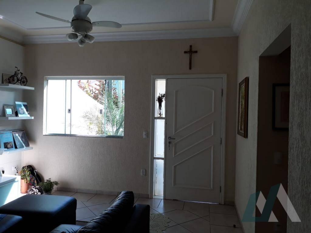 sobrado à venda, 211 m² por r$ 900.000,00 - condomínio granja olga ii - sorocaba/sp - so0952