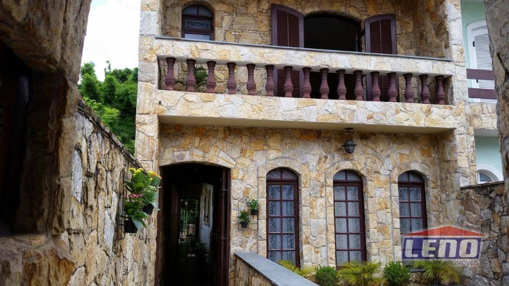 sobrado à venda, 224 m² por r$ 855.000,00 - penha de frança - são paulo/sp - so0458