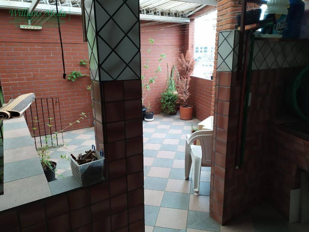 sobrado à venda, 225 m² por r$ 750.000,00 - jardim vila galvão - guarulhos/sp - so1703