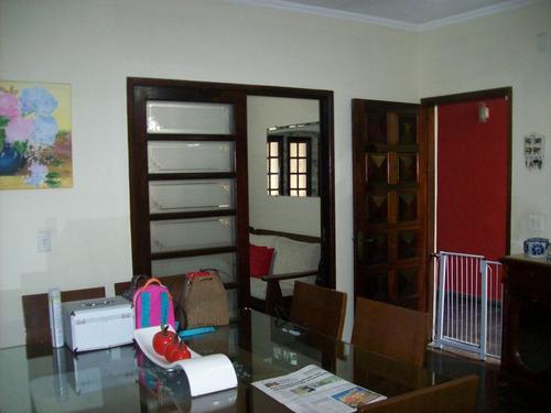 sobrado à venda 3 dormitórios 2 vagas centro suzano sb-0023