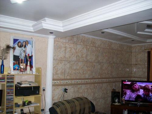 sobrado à venda 3 dormitórios 2 vagas suzano sb-0039