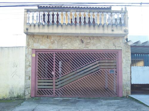 sobrado à venda 3 dormitórios 2 vagas vila urupês sb-0007