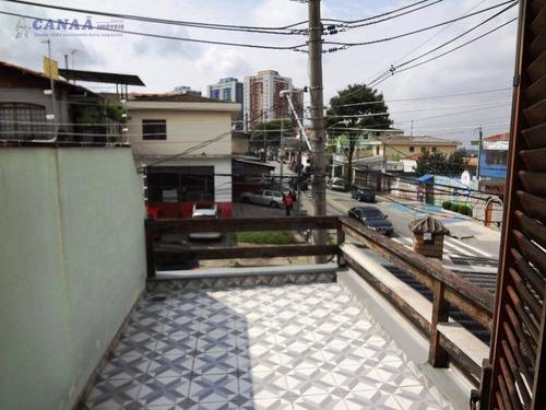 sobrado à venda - 3 dormitórios sendo 1 suite - excelente localização - jardim colombo - so1013