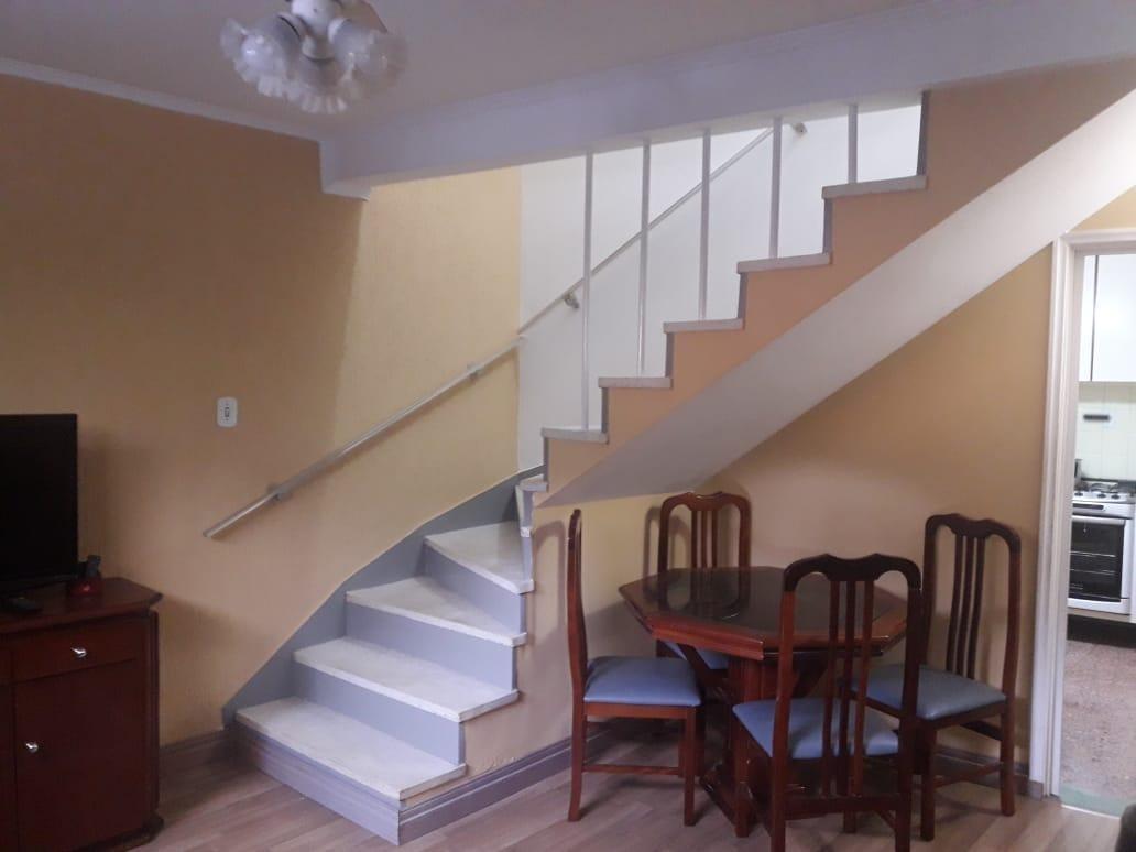 sobrado à venda, 3 quartos, 1 vaga, osvaldo cruz - são caetano do sul/sp - 48523