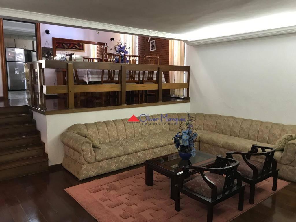 sobrado à venda, 317 m² por r$ 1.500.000,00 - adalgisa - osasco/sp - so2127