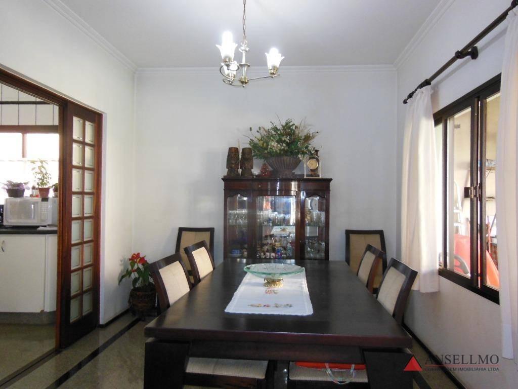 sobrado à venda, 327 m² por r$ 1.100.000,00 - parque dos pássaros - são bernardo do campo/sp - so0496