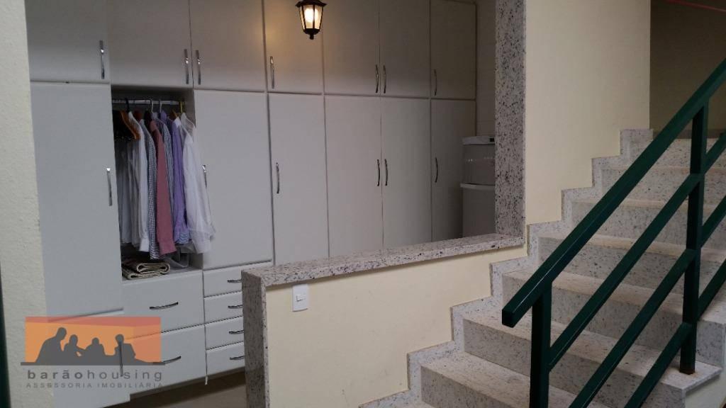 sobrado à venda, 337 m² por r$ 1.100.000 - cidade universitária ii - campinas/sp - ca1876