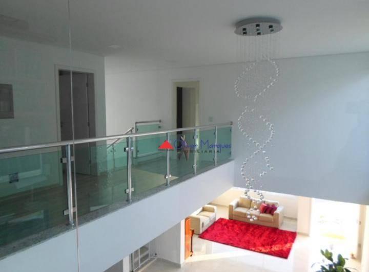 sobrado à venda, 450 m² por r$ 3.100.000,00 - lorian boulevard - osasco/sp - so2143