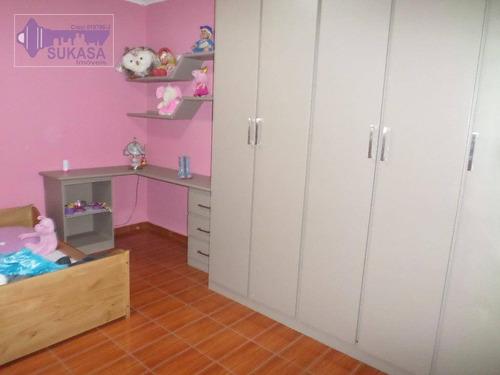 sobrado à venda, 472 m² por r$ 1.500.000,00 - vila pires - santo andré/sp - so0330