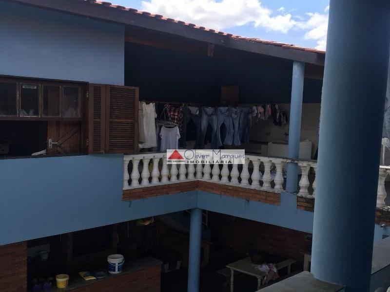 sobrado à venda, 497 m² por r$ 850.000,00 - city bussocaba - osasco/sp - so1883