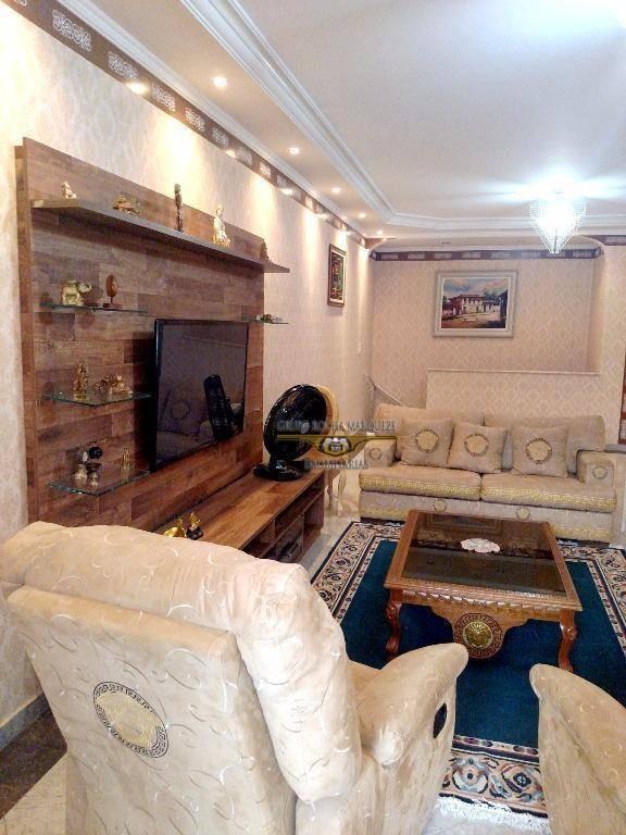 sobrado à venda, 500 m² por r$ 2.000.000,00 - vila formosa - são paulo/sp - so1046