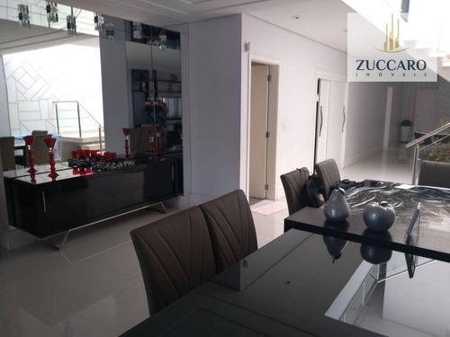 sobrado à venda, 590 m² por r$ 2.900.000,00 - vila galvão - guarulhos/sp - so3652
