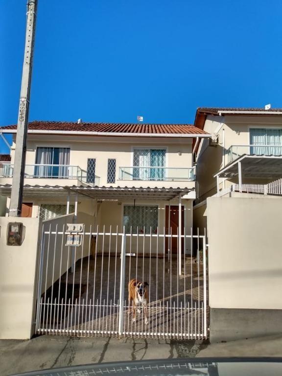 sobrado à venda, 64 m² por r$ 210.000,00 - bela vista - palhoça/sc - so0576