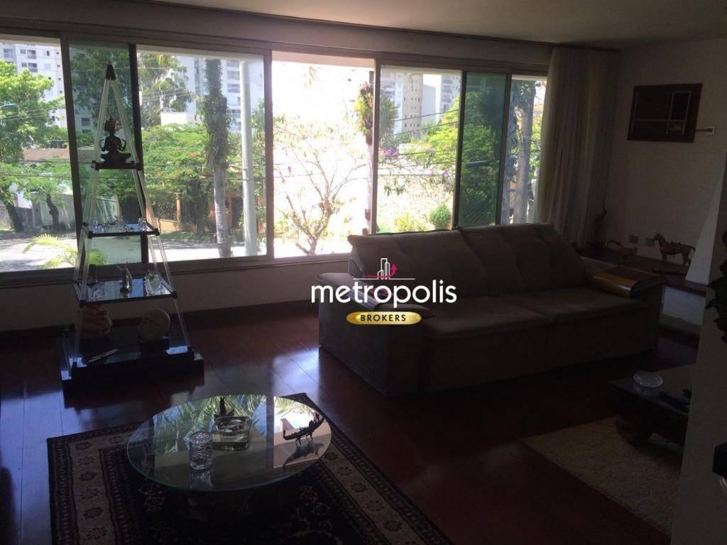 sobrado à venda, 650 m² por r$ 2.500.000,00 - jardim são caetano - são caetano do sul/sp - so0499
