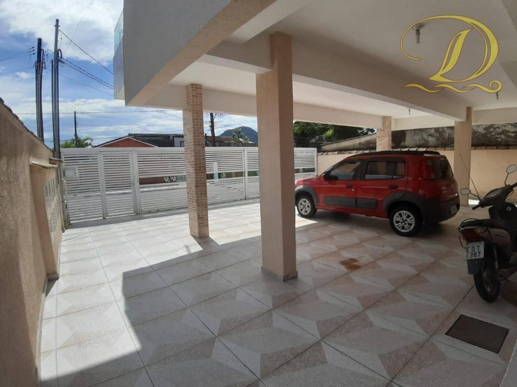 sobrado à venda, 70 m² por r$ 215.000,00 - tude bastos (sítio do campo) - praia grande/sp - so0075