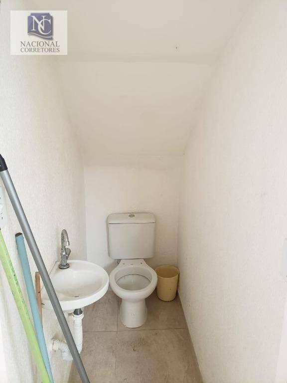 sobrado à venda, 80 m² por r$ 265.000,00 - vila príncipe de gales - santo andré/sp - so3663