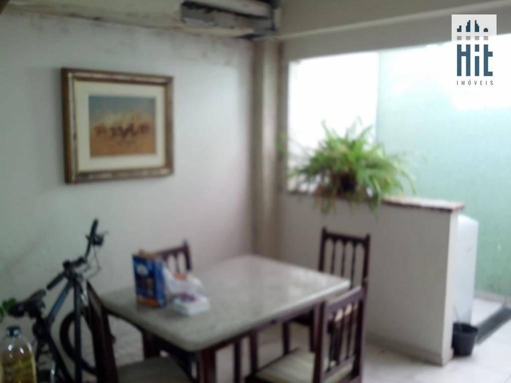 sobrado à venda, 80 m² por r$ 350.000,00 - ipiranga - são paulo/sp - so0295