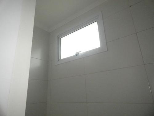 sobrado à venda, 90 m² por r$ 370.000,00 - estuário - santos/sp - so0494