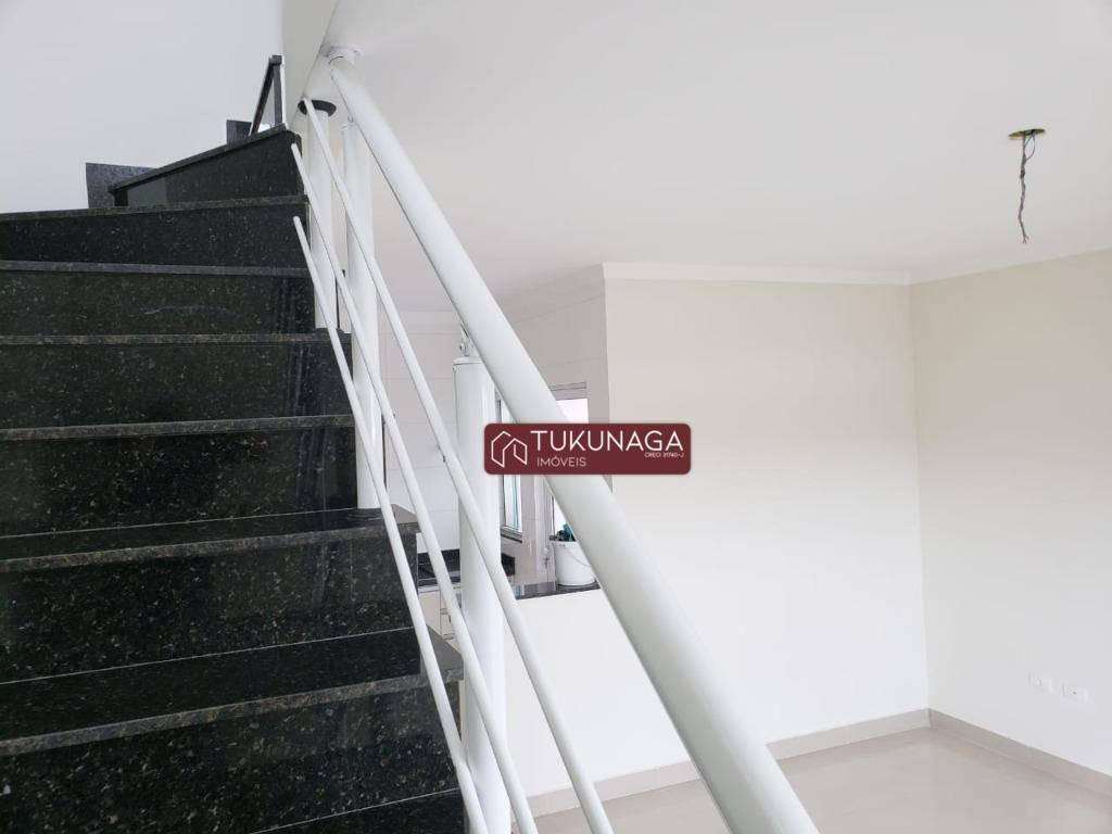 sobrado à venda, 90 m² por r$ 372.000,00 - vila mazzei - são paulo/sp - so0555